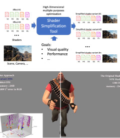 研究方向:计算机视觉 | 图形学